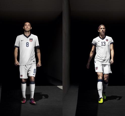 Nike US Soccer Centennial Kit