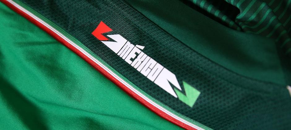 Adidas Mexico World Cup 2014 Shirt