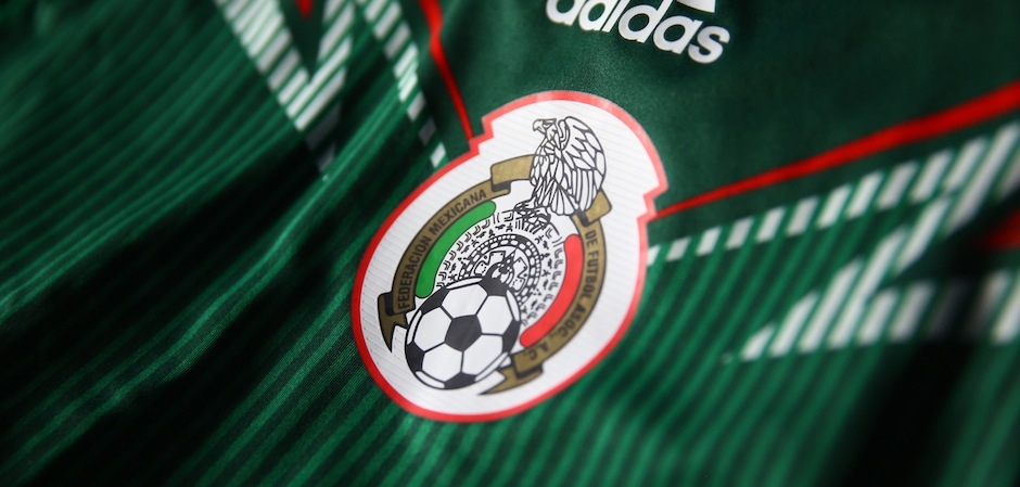 Adidas Mexico World Cup 2014 Shirt