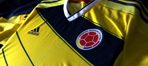 Adidas Colombia World Cup 2014