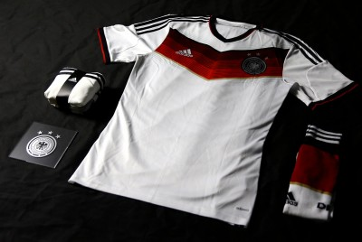 Adidas Germany World Cup 2014 Shirt