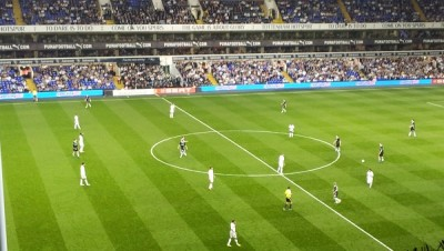 white hart lane match