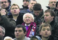 Galway United v Monaghan United Airtricity League Promotion/Rele